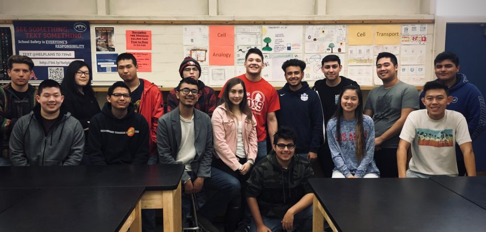 This year's Samsung Solve for Tomorrow team at Los Altos High School in Hacienda Heights became the California state winner in November for their proposed STEM project to help control the Asian tiger mosquito problem in their community.