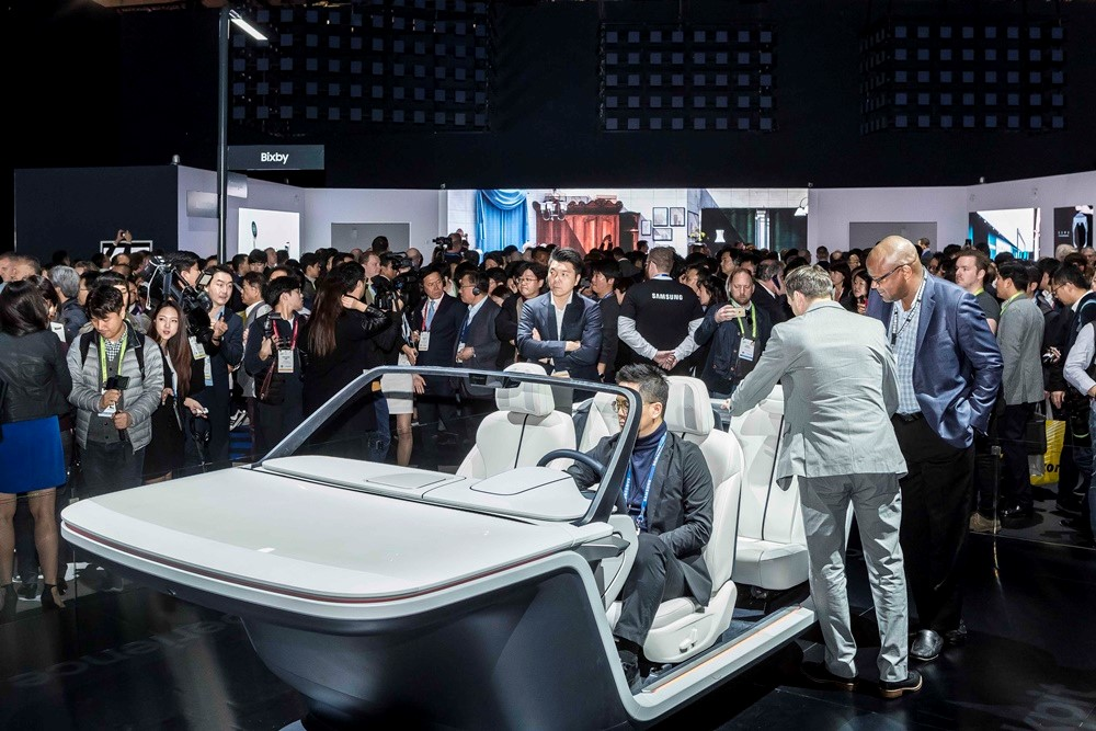 CES 2019: 5 Things Not to Miss in 'Samsung City' - Samsung