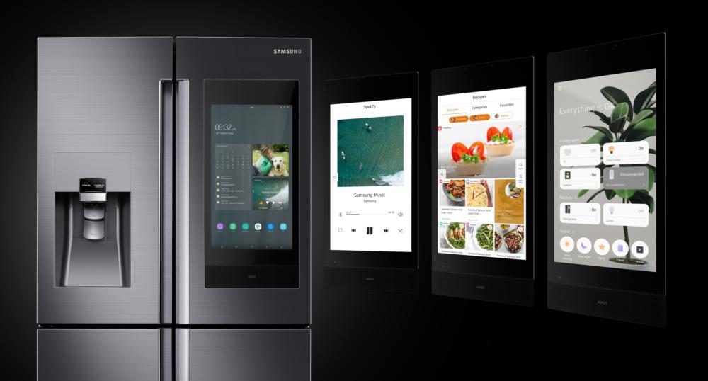 Samsung Family Hub ces 2019