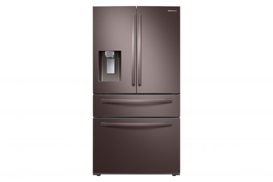 kbis 2019 refrigerator RF24R7201DT-AA_001_Front_Tuscan
