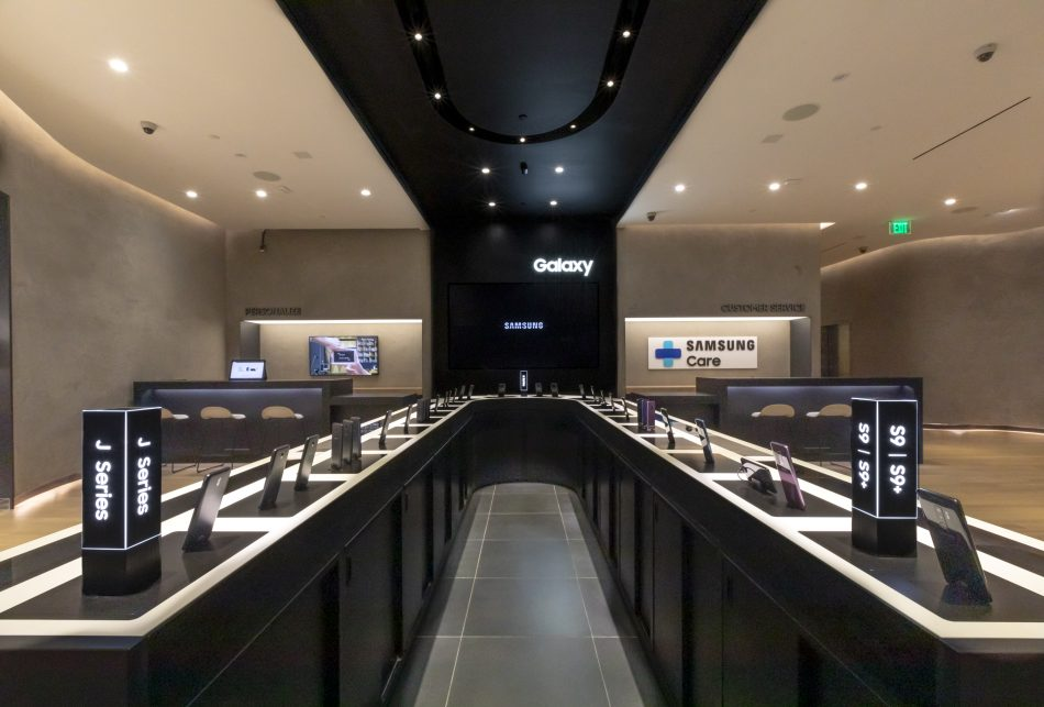 Samsung Experience Store at the Americana at Brand (Glendale, CA)