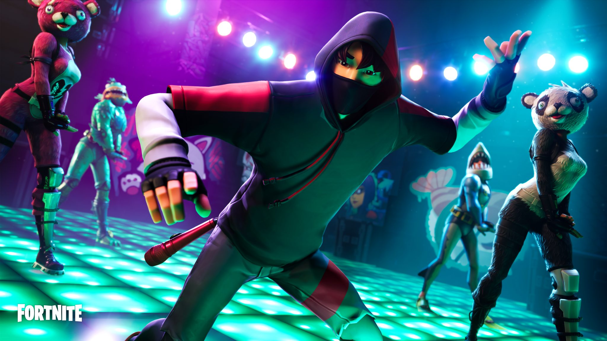 Samsung Brings K Pop To Fortnite With Exclusive Ikonik Outfit For