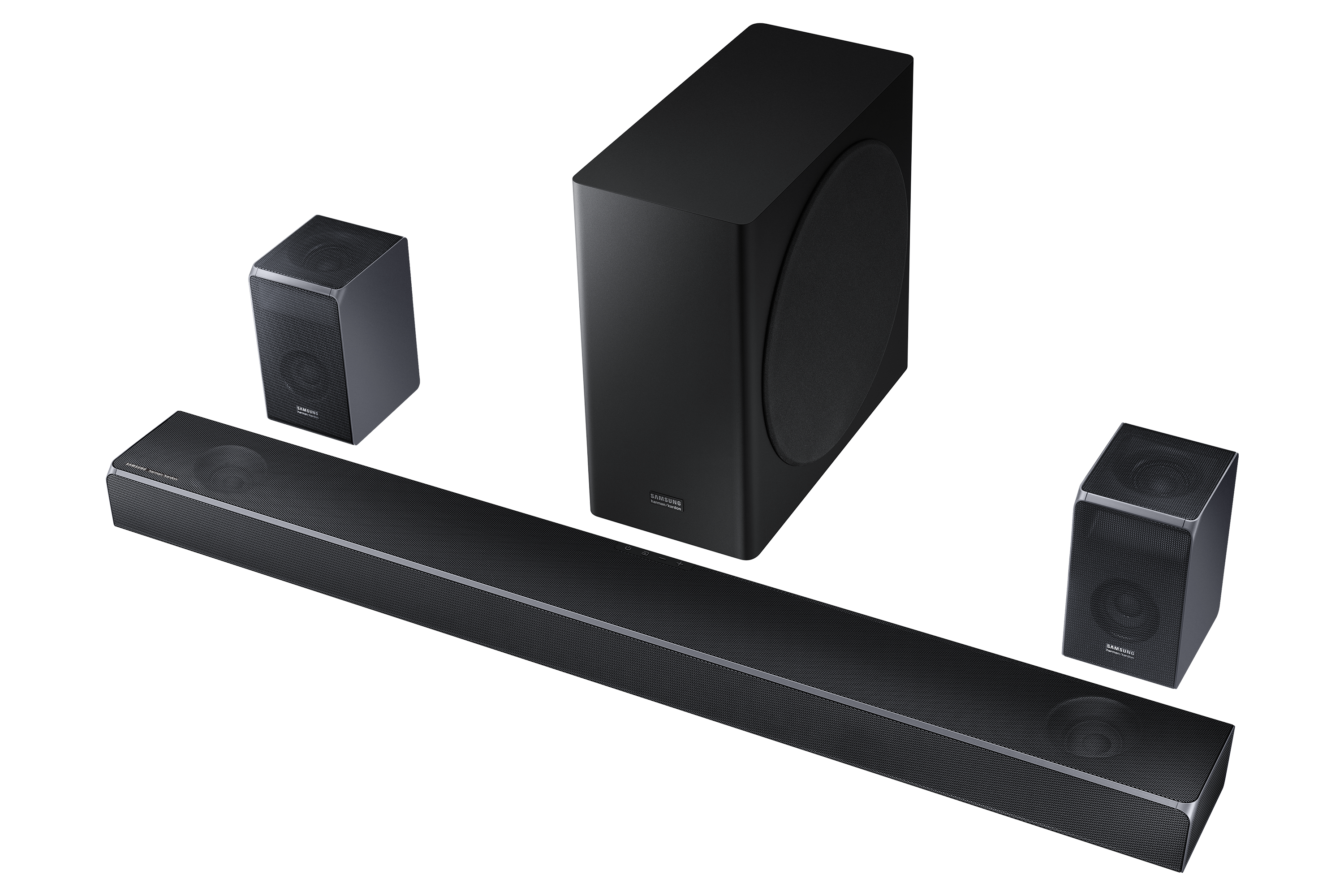 Samsung Launches 2019 Q Series Soundbar Line Featuring New Sound