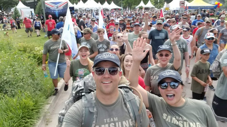 Carry the Load 2019 Dallas