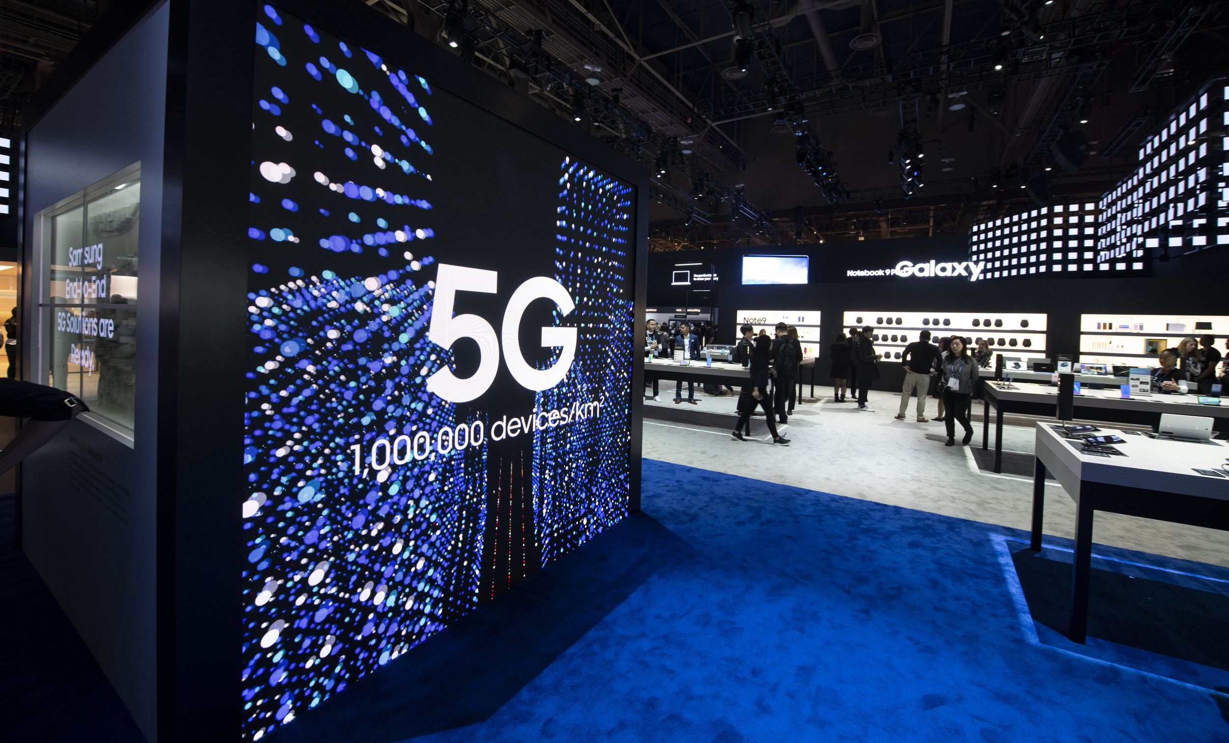 Samsung Completes Multivendor Interoperability of Cloud-Native 5G Standalone Core with HPE and Openet
