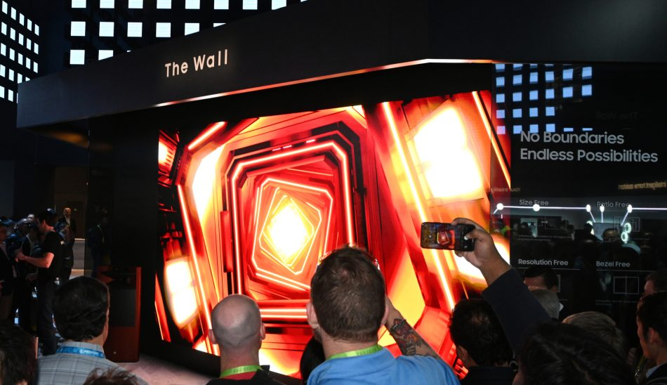 The Wall CES 2019