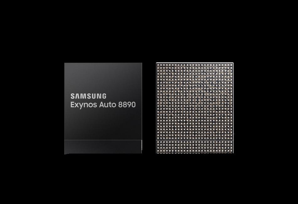[Image] Samsung Exynos Auto 8890