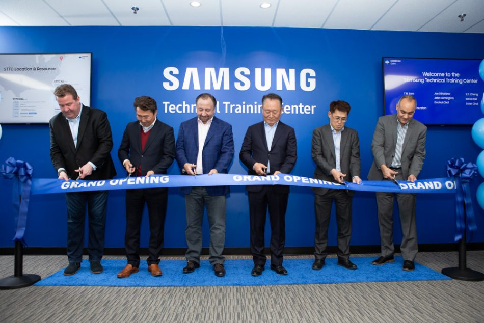 Samsung opens Little Ferry, NJ Technical Training Center