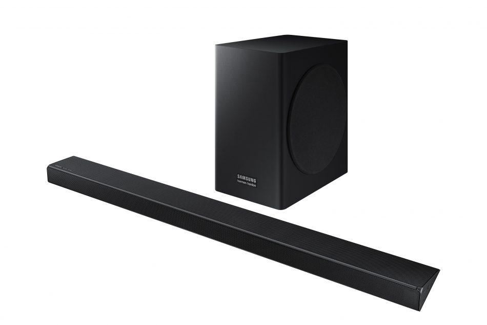 Samsung Q Series Soundbar HW-Q60R_001