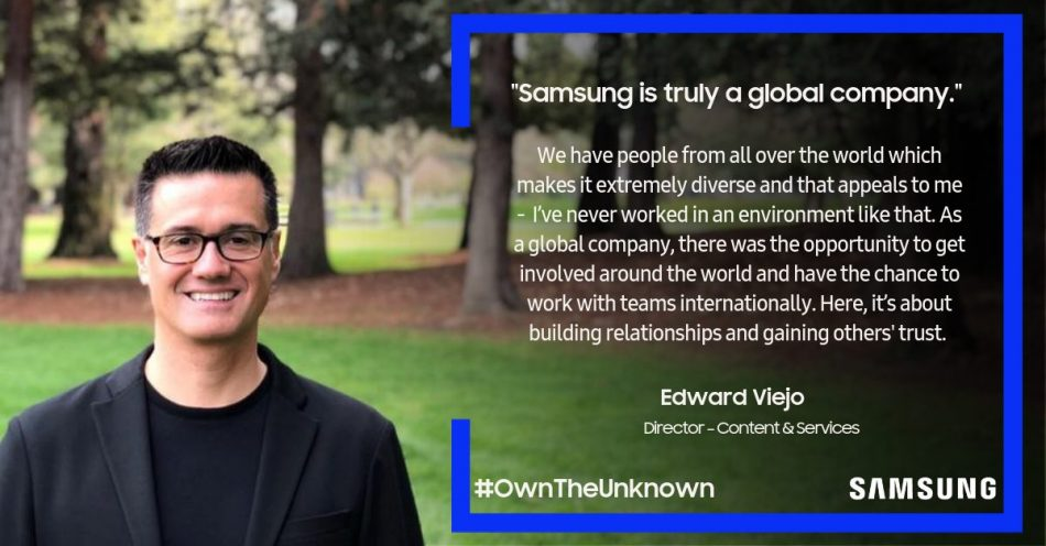 Edward Viejo employee profile