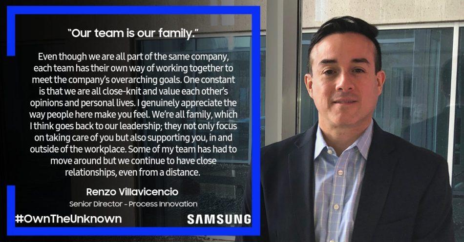Renzo Villavicencio employee profile