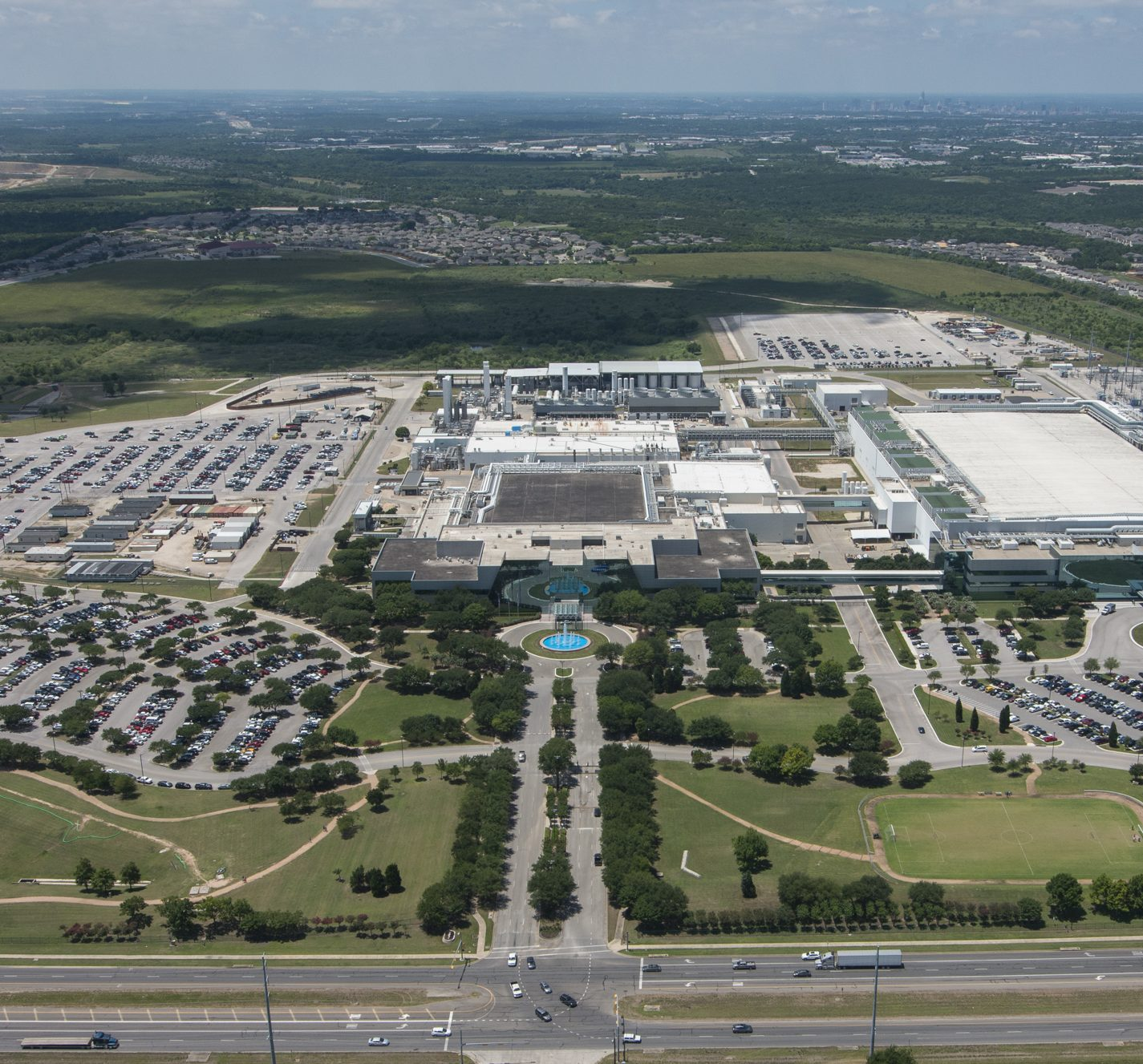 SAS - Samsung Austin Semiconductor Facility