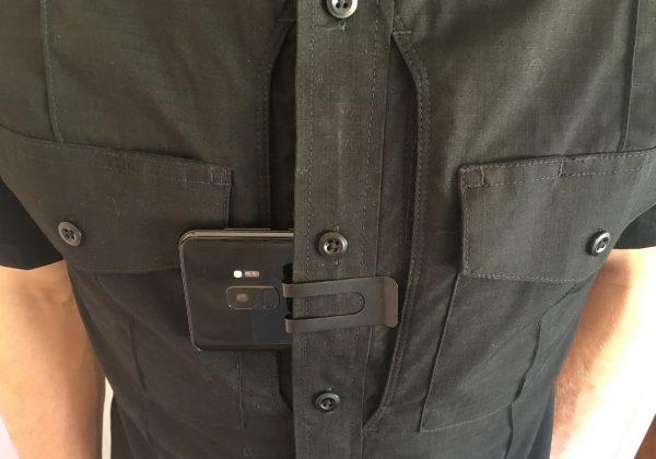 Colorado Sheriff's Office deploys Samsung Galaxy smartphones as Body-Worn Cameras 2