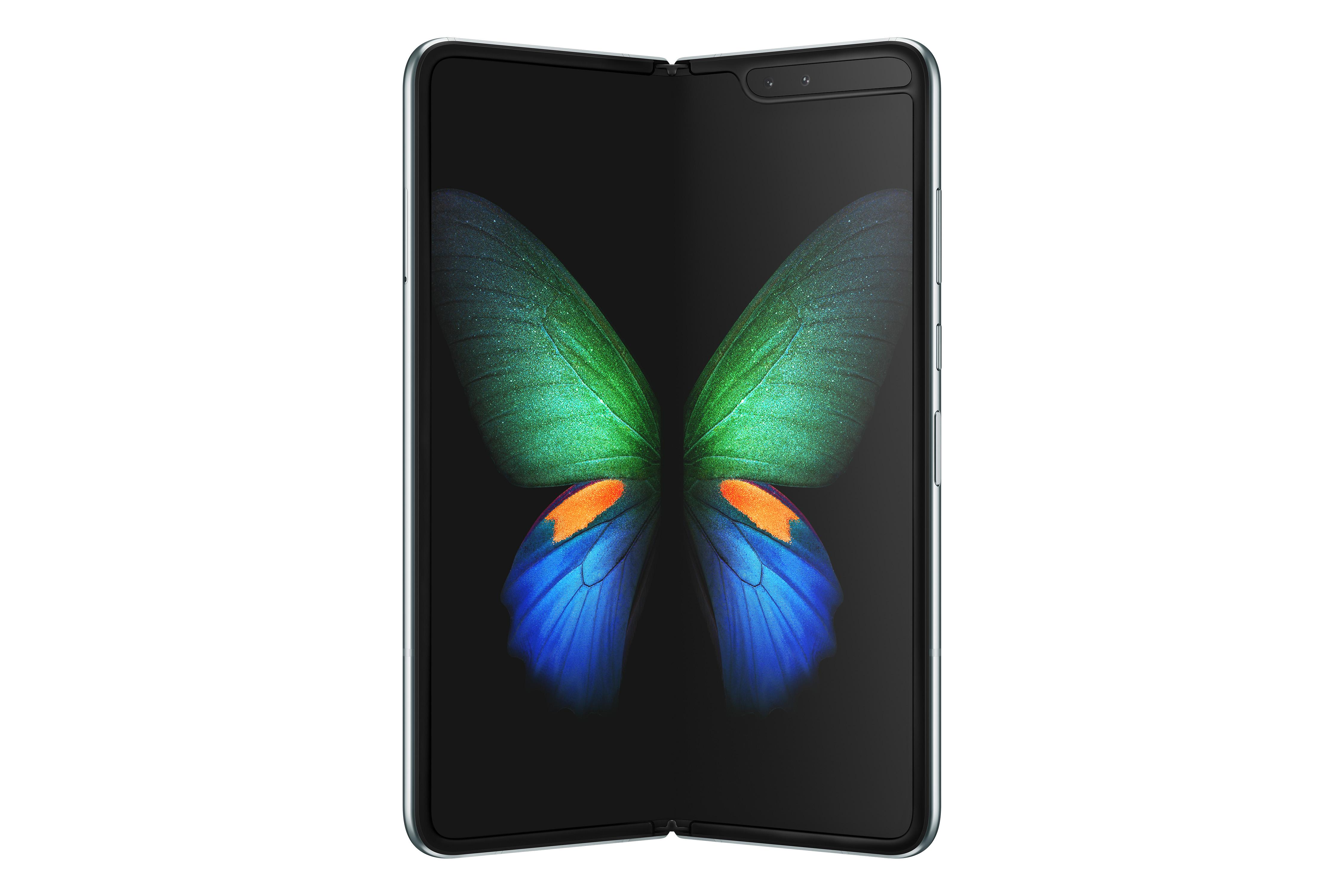 Samsung Galaxy Fold (Space Silver)