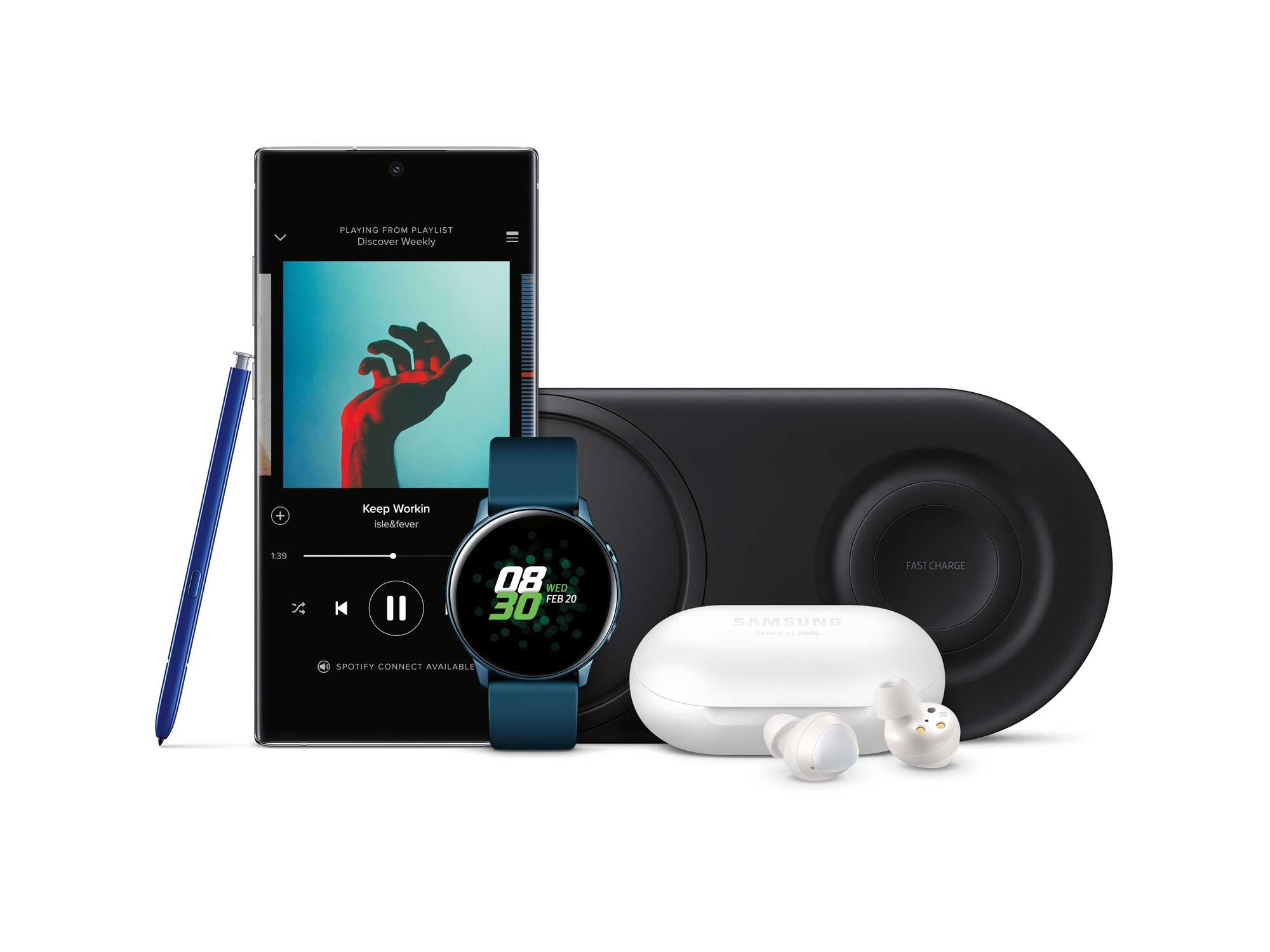 Samsung Galaxy Note10 Pre-order Promo