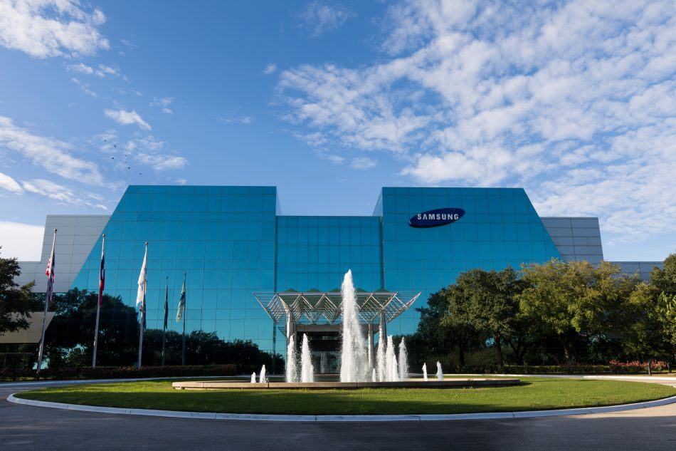 Samsung Austin Semiconductor Building