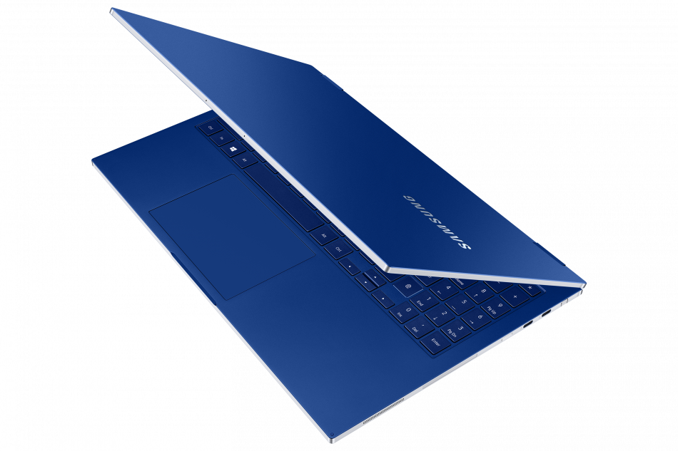 Galaxy Book Flex_NT950QCGI_015_Dynamic2_Blue