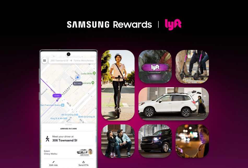 Samsung Rewards_Lyft