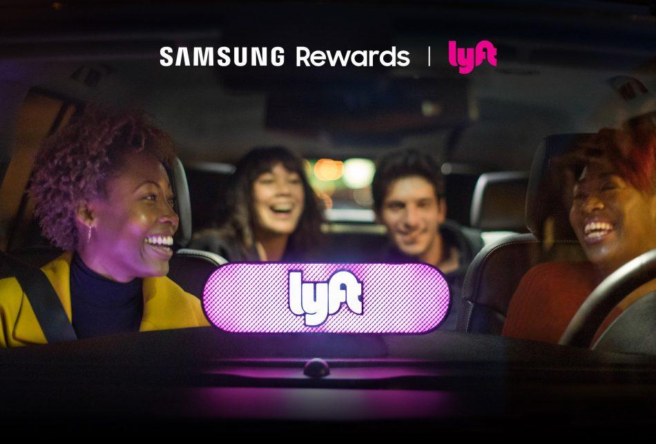 Samsung Rewards_Lyft_image