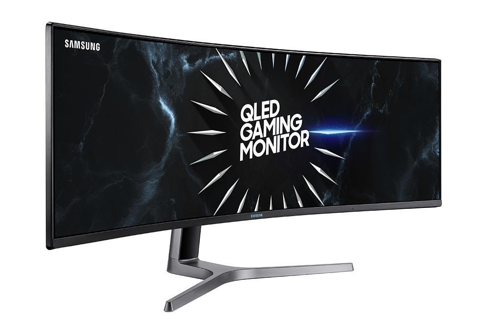 CRG90 49-inch Monitor