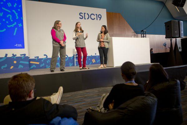 Solve for Tomorrow SDC19 panel on Rural Brain Drain