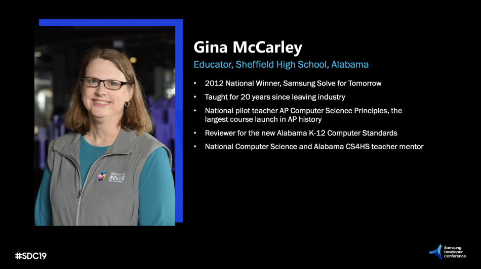 Gina McCarley