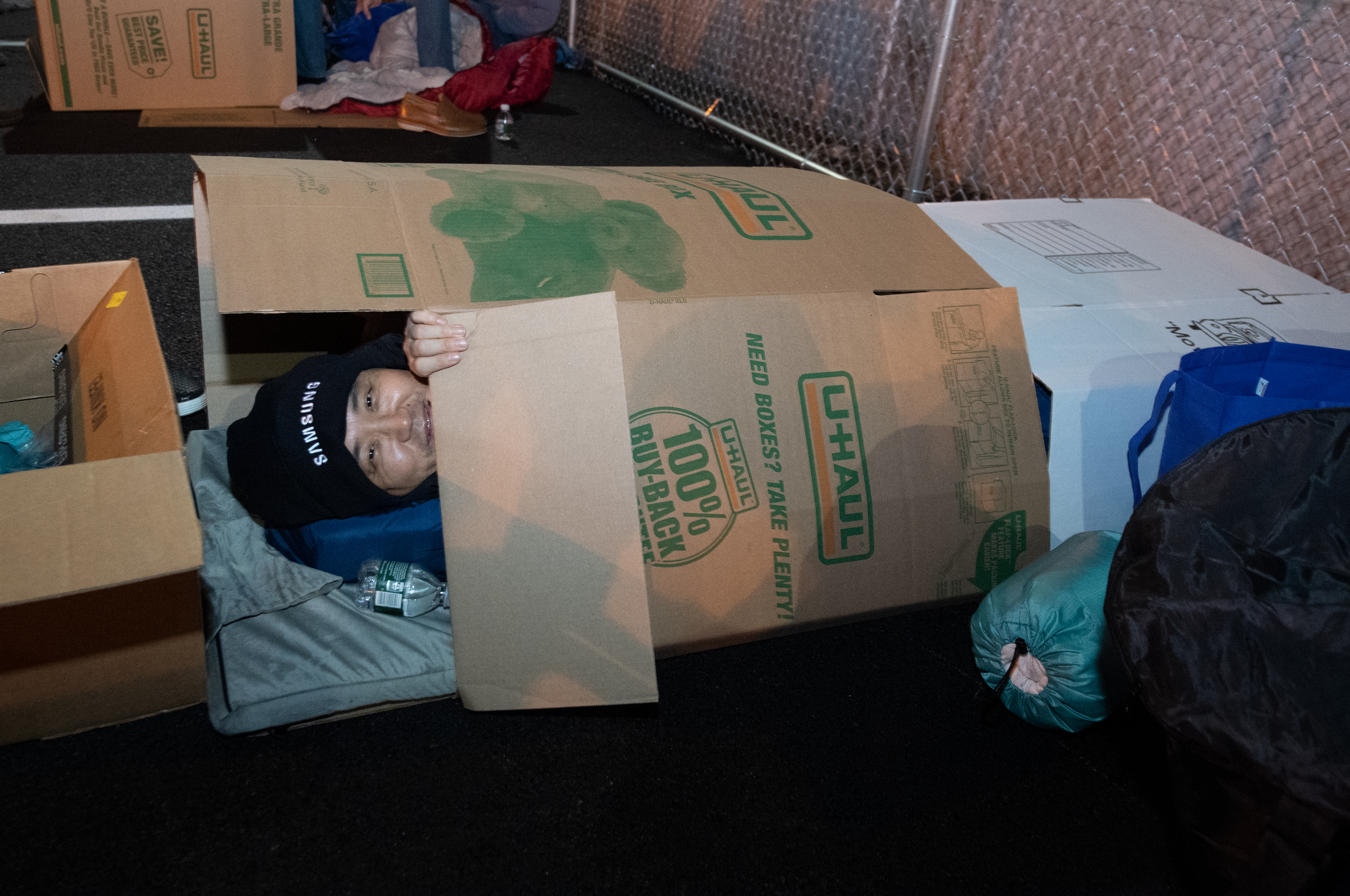 Covenant House New Jersey Executive Sleep Out 2019