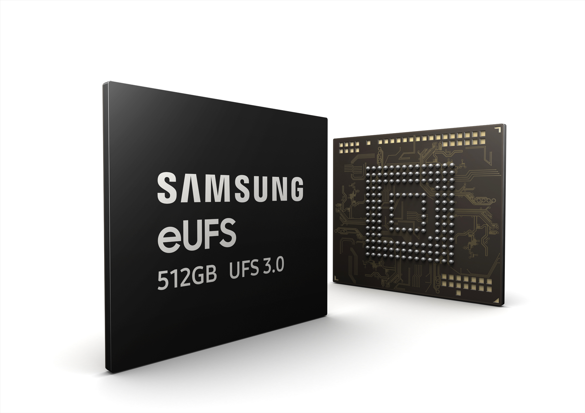 Samsung 512GB eUFS 3.0