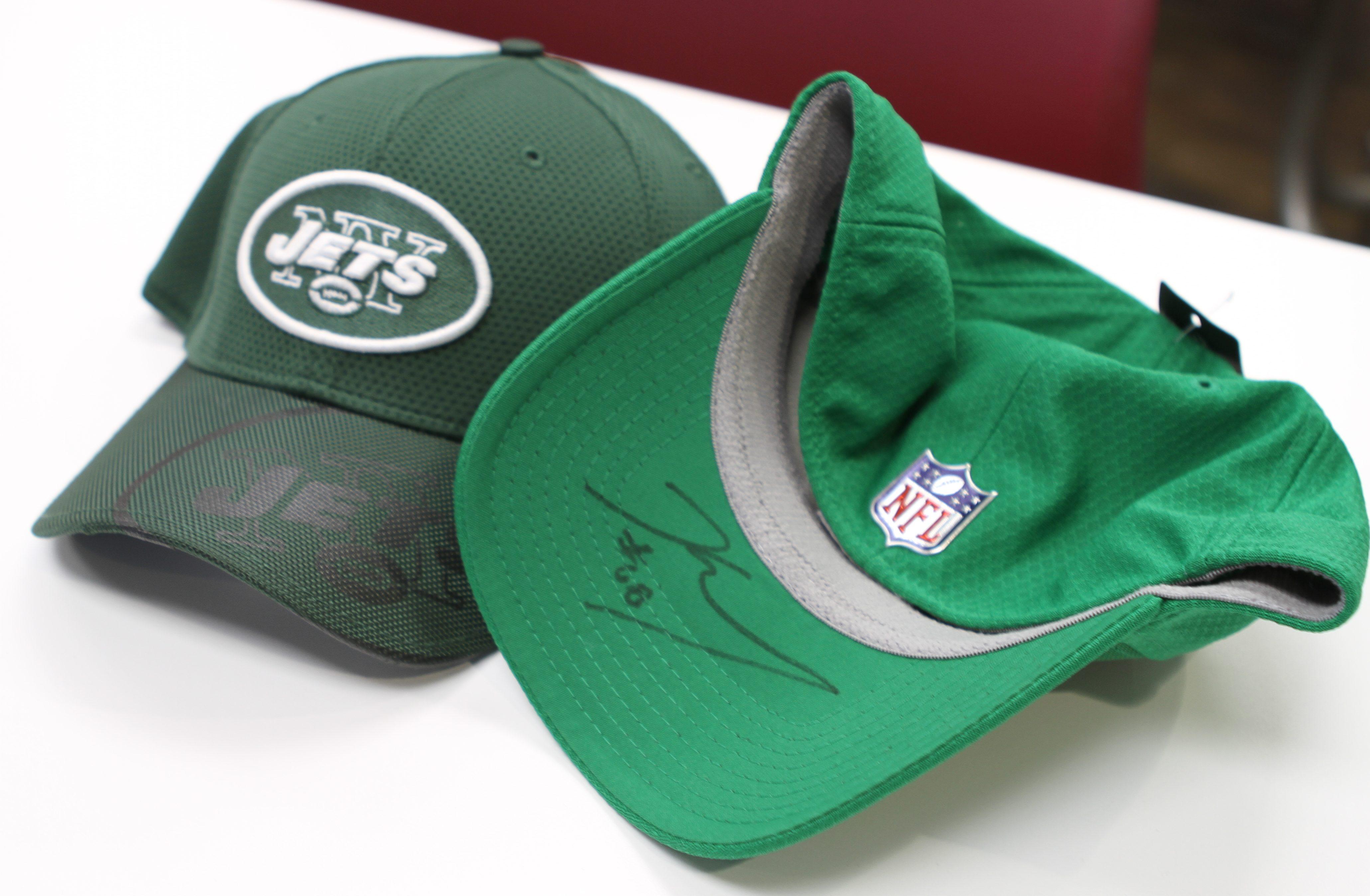 Kelvin Beachum NY Jets baseball cap