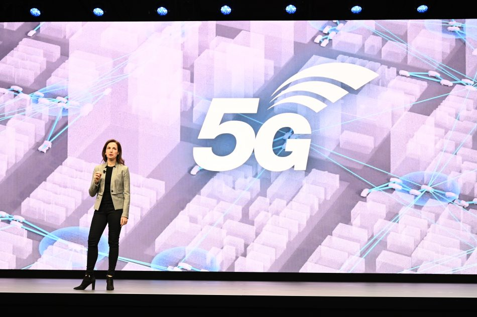 Emily Becher at CES 2020
