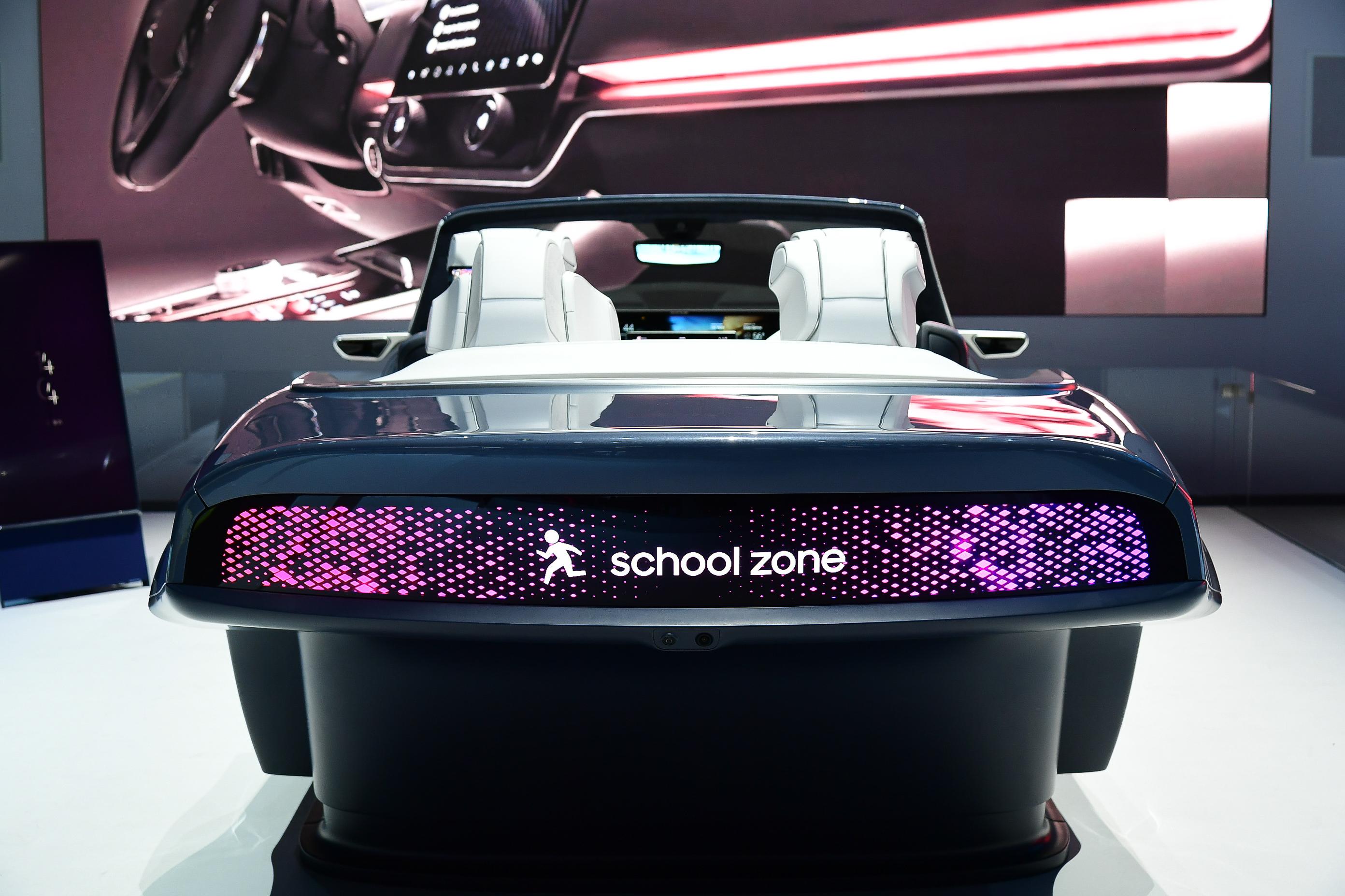 5G Connected Car - CES 2020