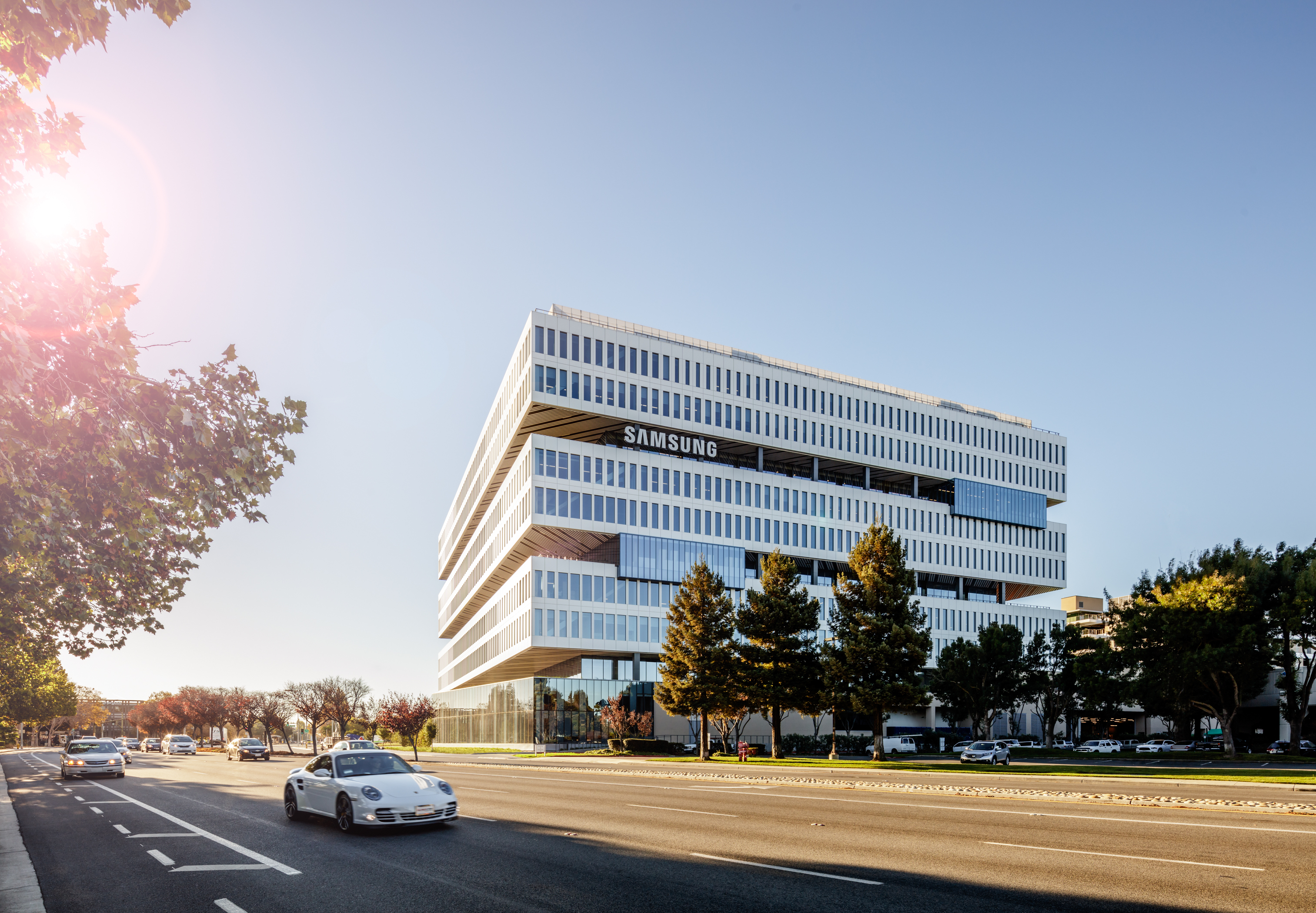 Samsung Silicon Valley Office