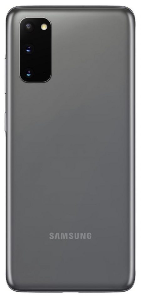 Galaxy S20 Cosmic Gray
