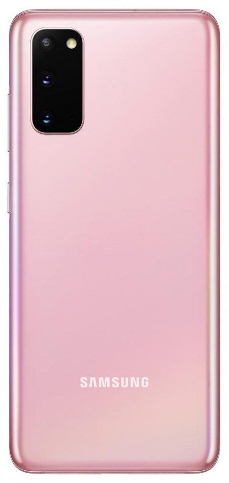 Galaxy S20 Cloud Pink