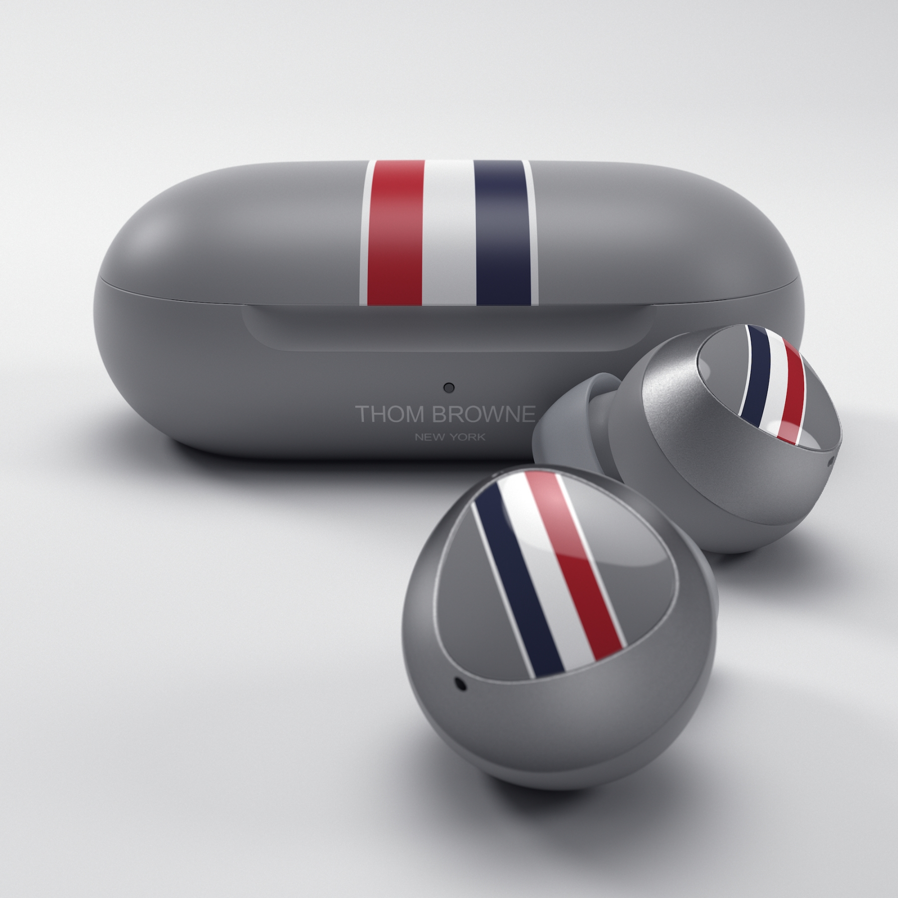 Galaxy Z Flip Thom Browne Edition (Galaxy Buds+)