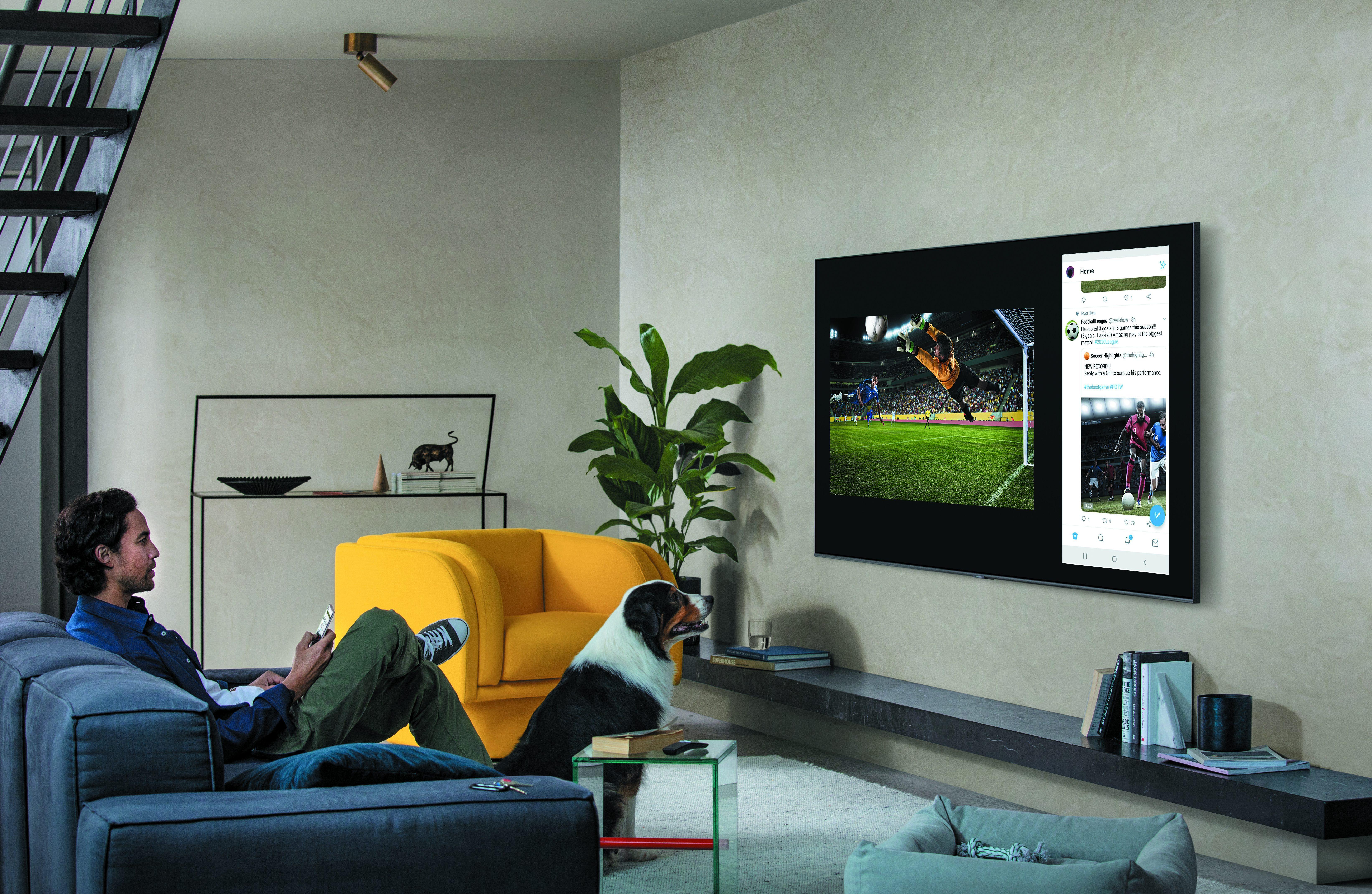 2020 QLED TV, Q70T