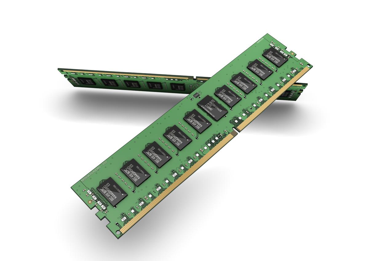 Samsung DDR4 Module
