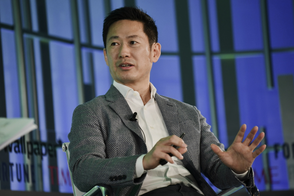 Don-tae Lee, Executive Vice President and Head of the Corporate Design Center at Samsung Electronics