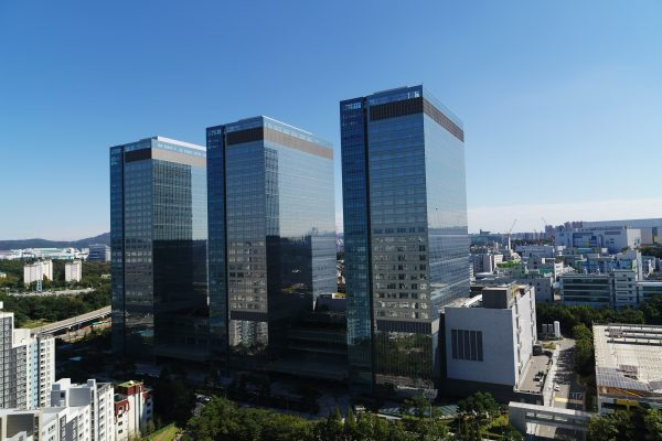 Samsung DSR building in Hwaseong