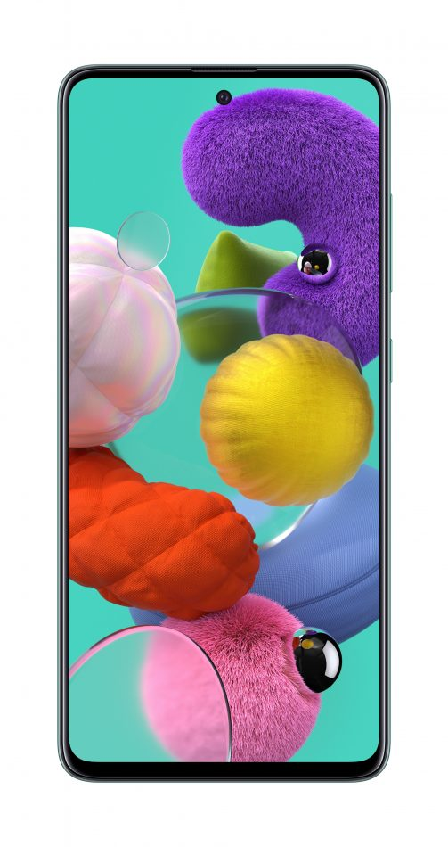Galaxy A51 (LTE) Unlocked by Samsung - Prism Crush Blue