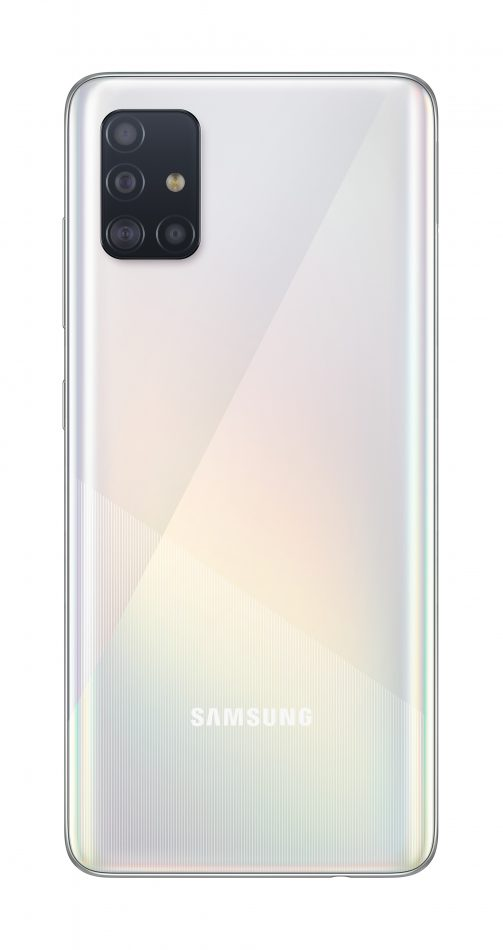 Galaxy A51 (LTE) Unlocked by Samsung - Prism Crush White