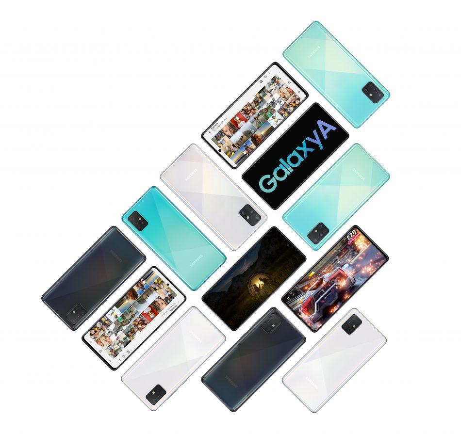 Samsung Galaxy A51 LTE