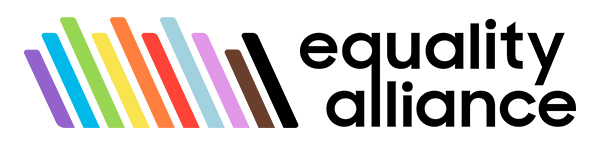 Equality Alliance ERG logo.