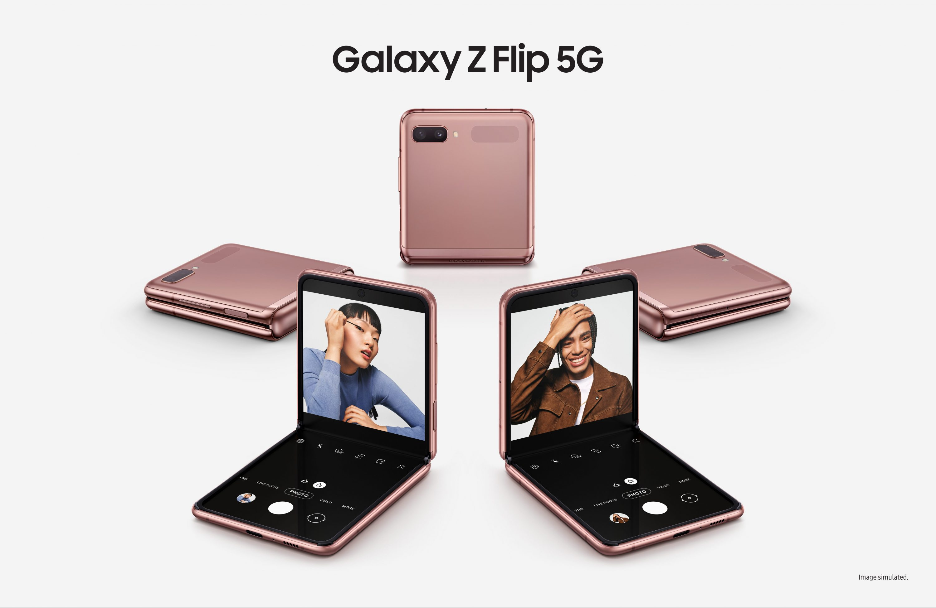 Introducing Galaxy Z Flip 5G