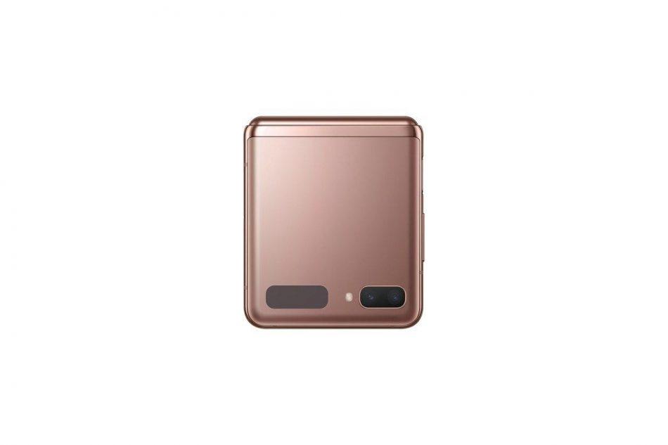 Galaxy Z Flip 5G Mystic Bronze