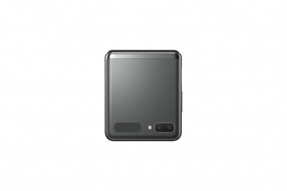 Galaxy Z Flip 5G Mystic Gray