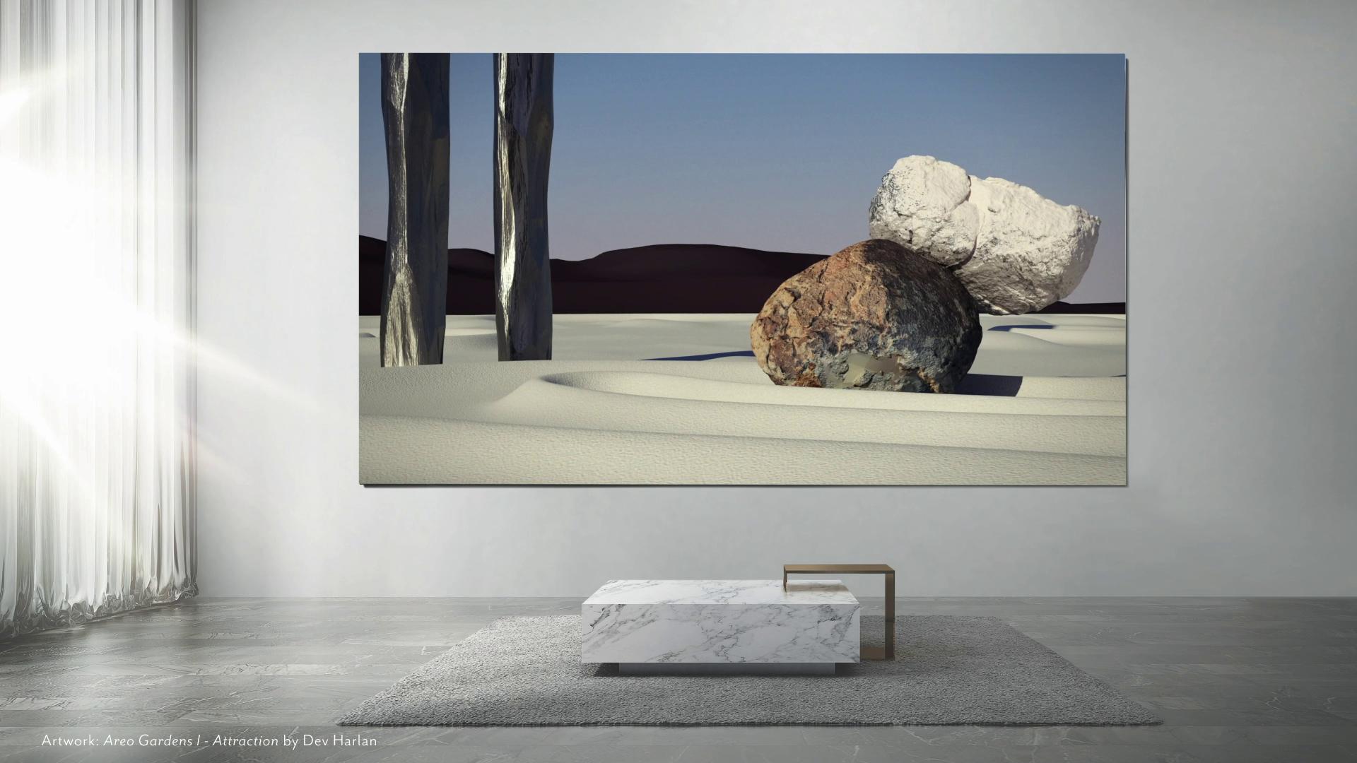 The Wall - Niio Art Competition - Dev Harlan