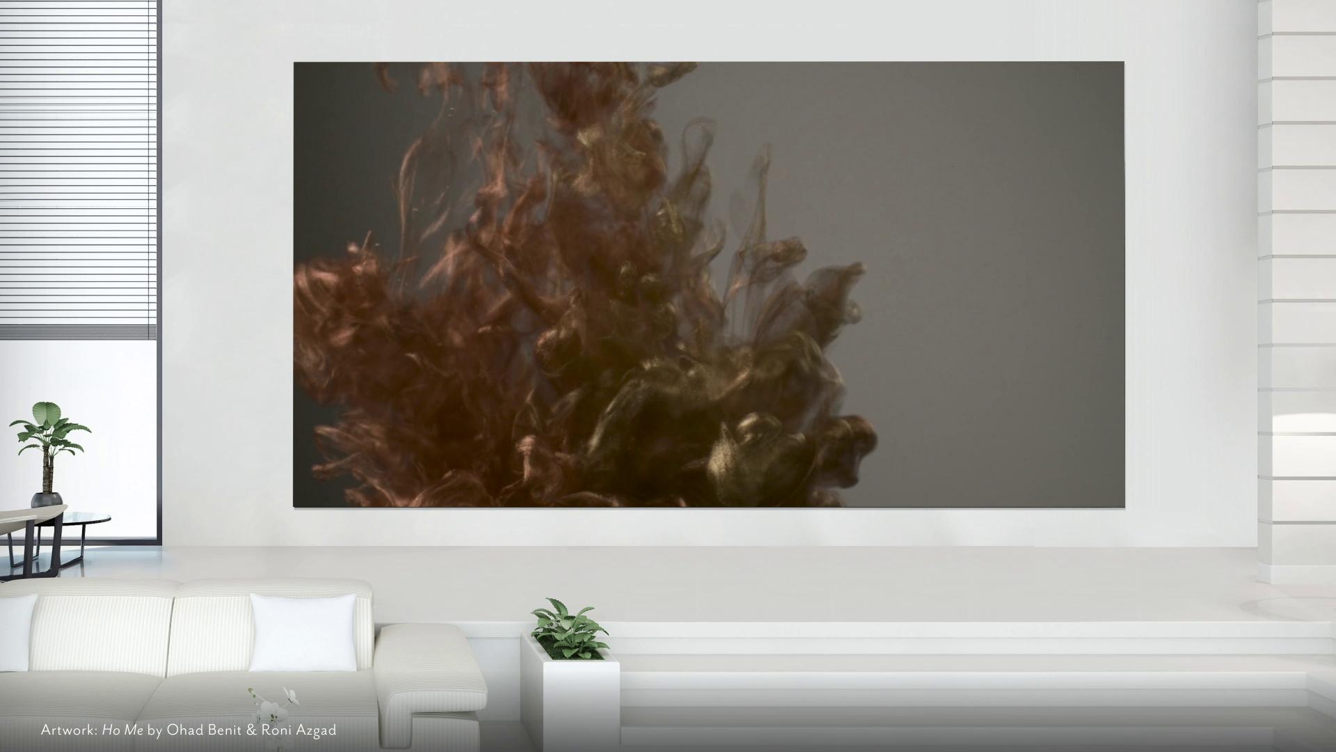 The Wall - Niio Art Competition - Ohad Benit - Roni Azgad
