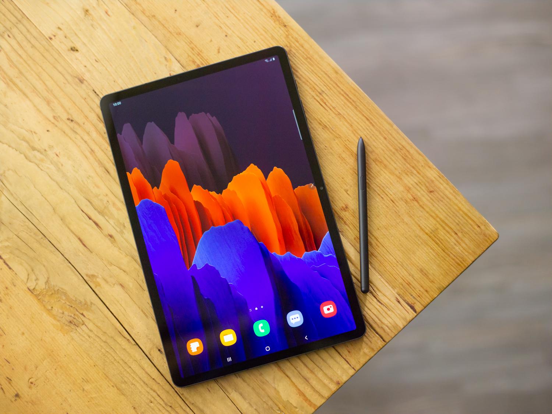 Galaxy Tab S7 Plus - UNPACKED 2020