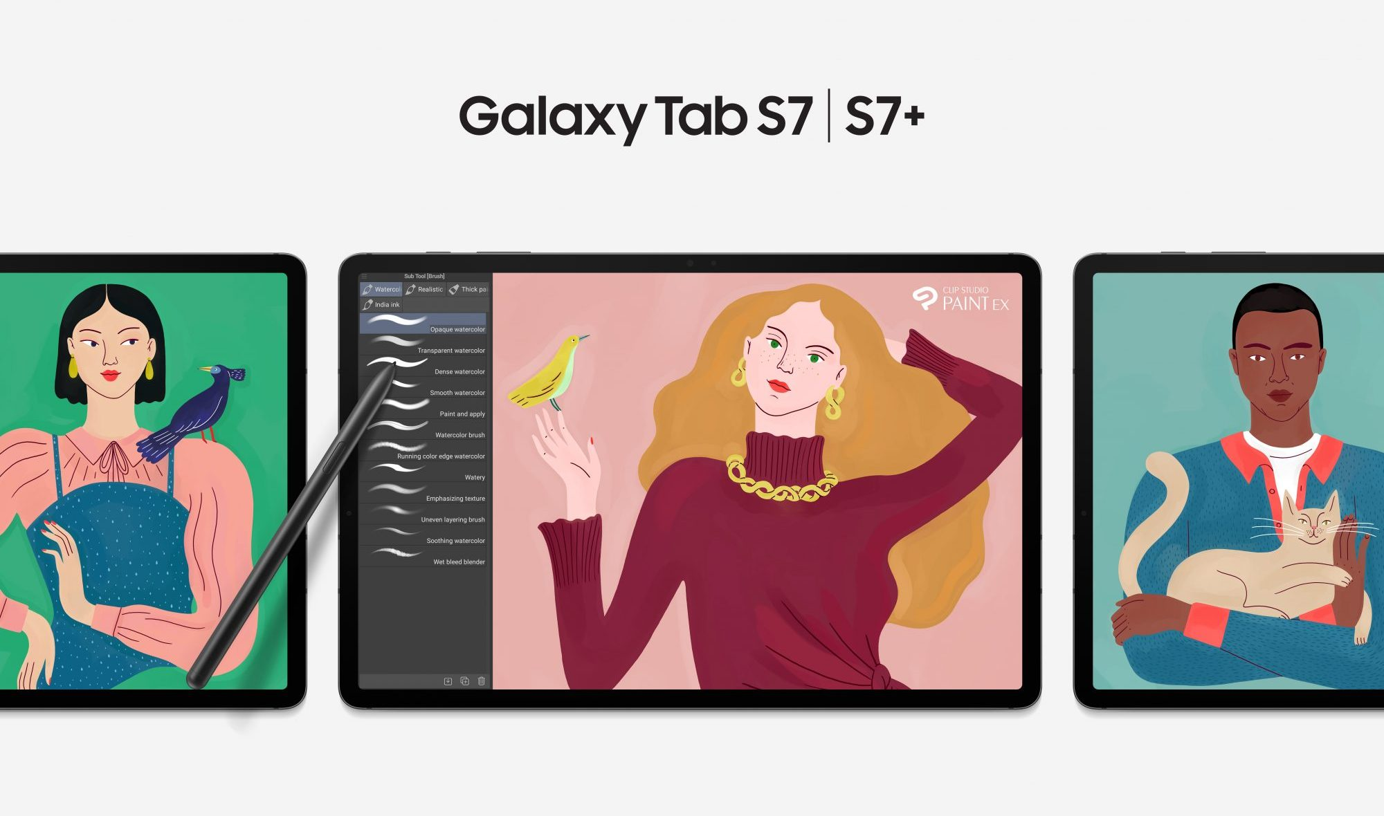Galaxy Tab S7 Plus - UNPACKED 2020